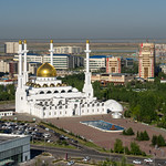 Astana: Nur Astana mosque