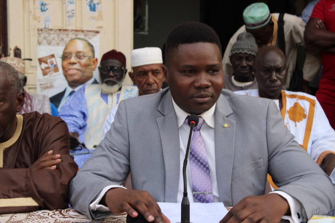 Rencontre Benno Bokk Yaakaar Cambérène 2 Avec Issa Sow, responsable Politique amis de Macky Sall (8)