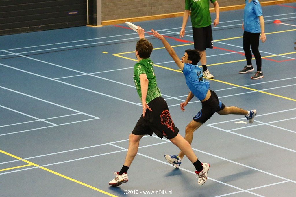 Indoor competitie, dag 4