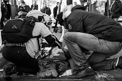 Paris, manifestation du 16 mars 2019 des gilets jaunes, Acte XVIII