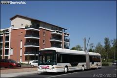 Heuliez Bus GX 427 - Tisséo n°1367