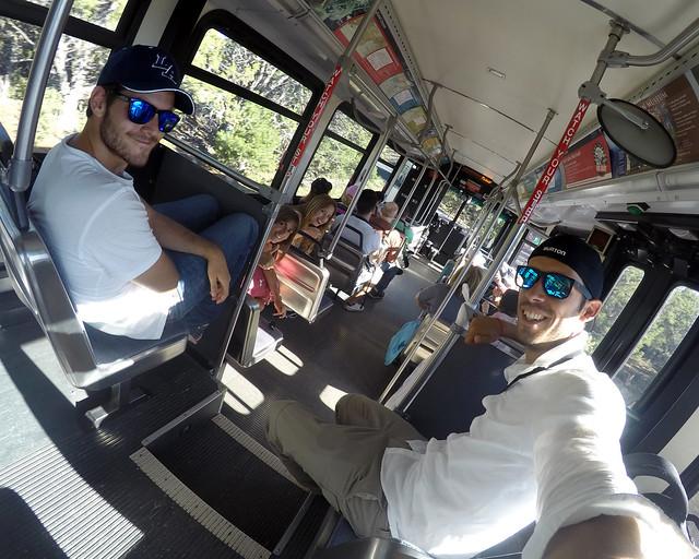 Autobuses del Gran Cañón del Colorado