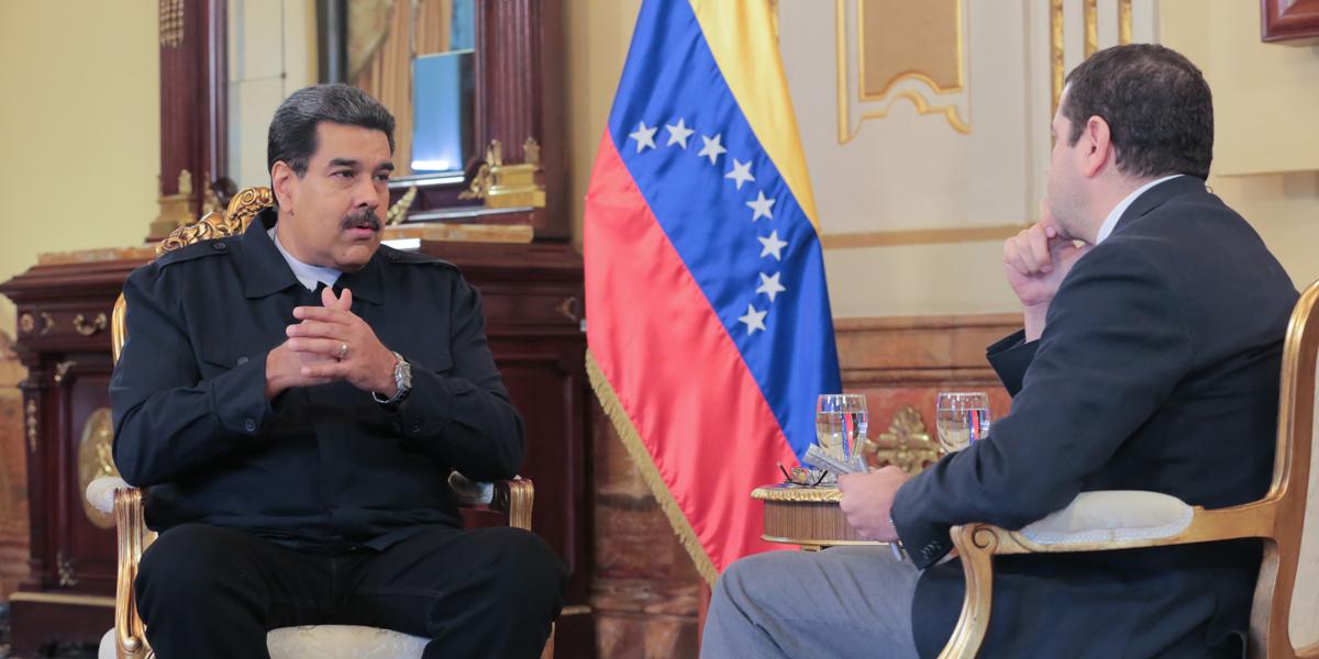 Presidente Maduro: Venezuela es víctima de una agresión continuada