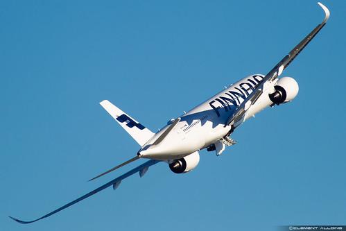 Finnair Airbus A350-941 cn 273 OH-LWN
