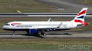 British A320-251N msn 8767