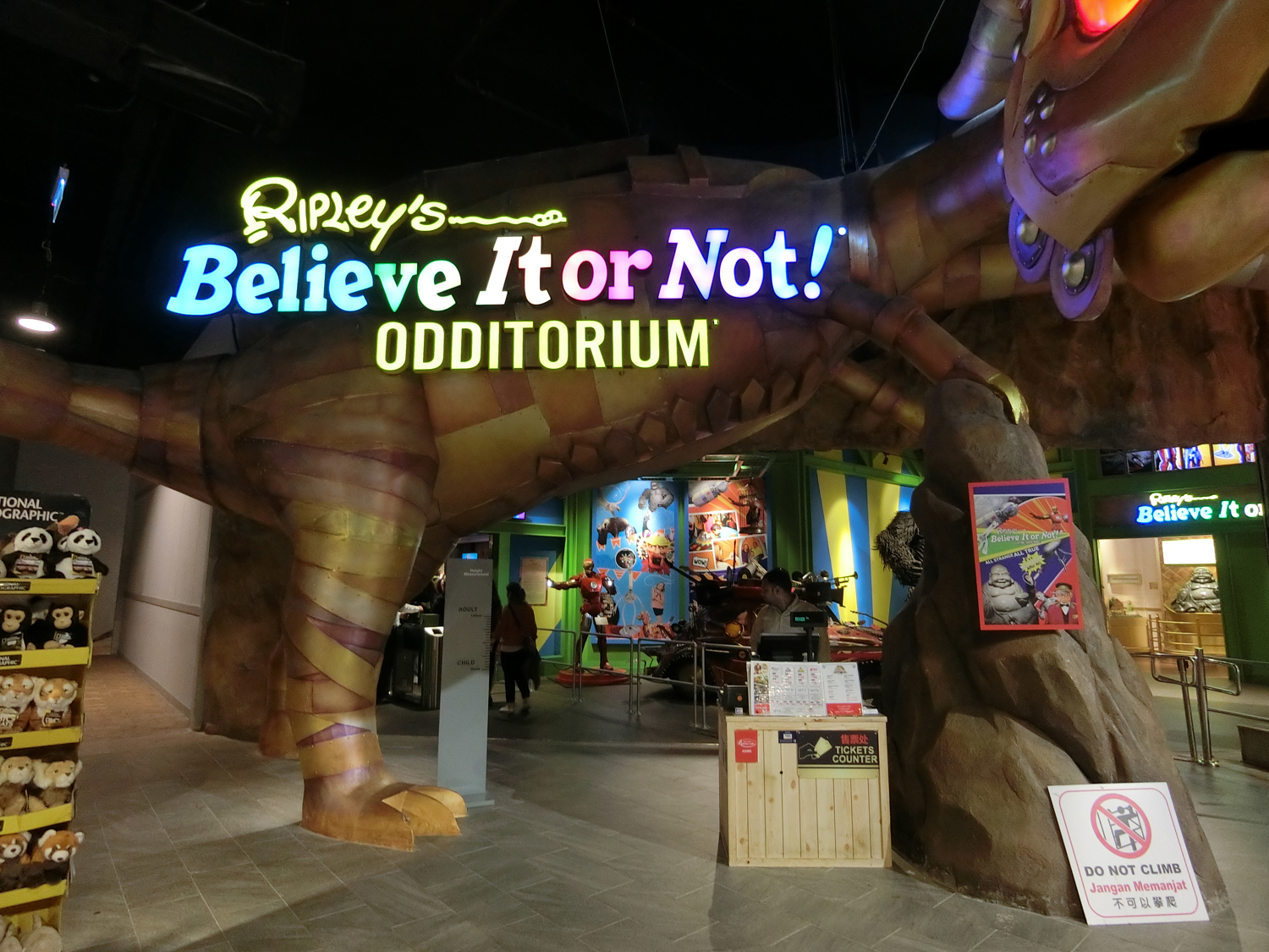 Genting_Highlands_Skytropolis_Ripleys_odditorium_1