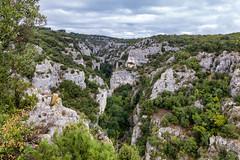 Gorge d'Oppedette - Photo of Rustrel