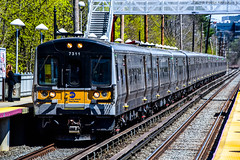 Long Island Rail Road Bombardier M7 #7311