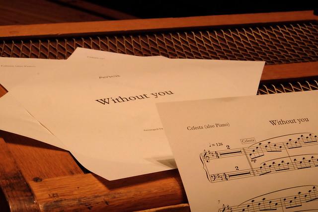 """Tim """"Avicii"""" Bergling Whithout You inleder konserten"""