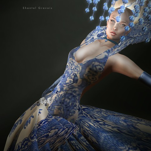 Hethwen Couture | by MISS VIRTUAL ♛ WORLD 2018 - Shantal Gravois