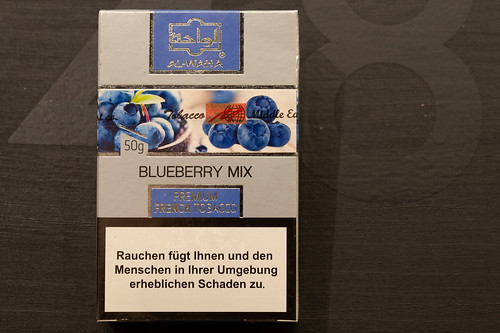 Al-Waha Elite Blueberry Mix