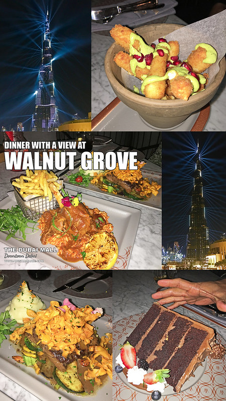 Walnut Grove, The Dubai Mall