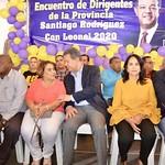 Recorrido del Dr. Leonel Fernández en la Línea Noroeste