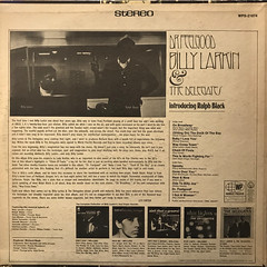 BILLY LARKIN & THE DELEGATES:DR.FEELGOOD(JACKET B)