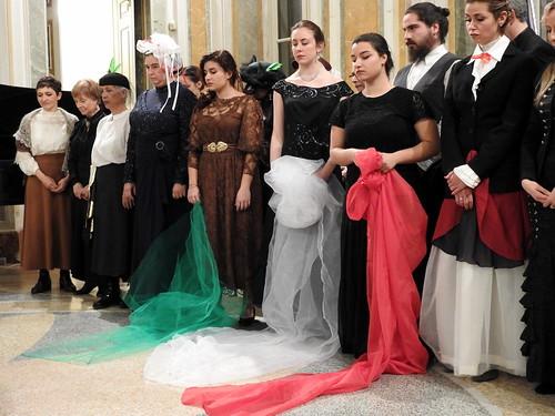 """Cavenago di Brianza - Palazzo Rasini - Spettacolo Musicale """"La mia letizia infondere"""""""