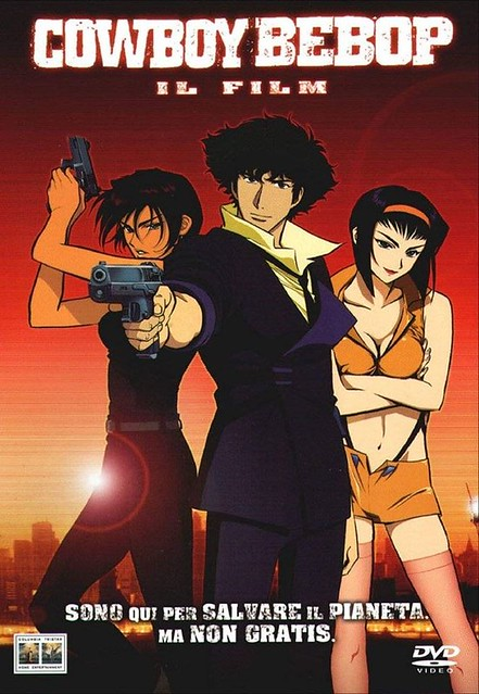 Cowboy Bebop il film – Knockin' on Heaven's Door