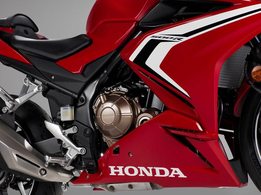 Honda CBR 500 R 2019 - 23