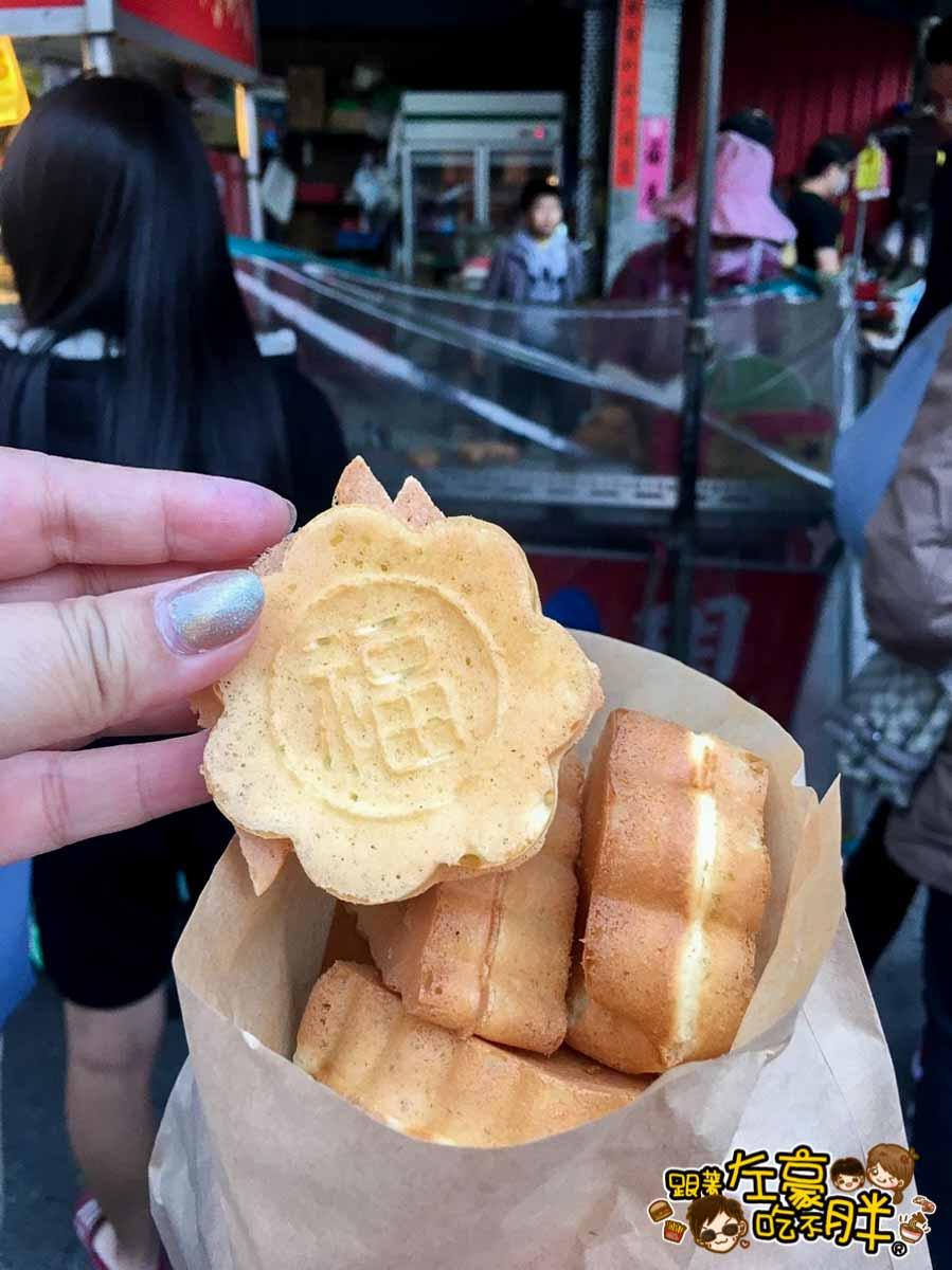學甲雞蛋糕 台南美食小吃-11