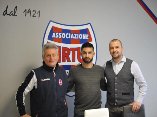 La Virtus Verona presenta Daniele Giorico