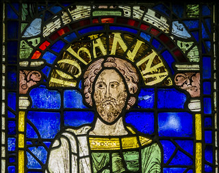 Canterbury Cathedral, window S28