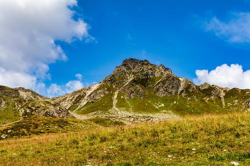 Mountains in Gargellen