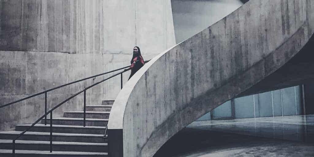 De l'exercice dans les escaliers pour une meilleure santé