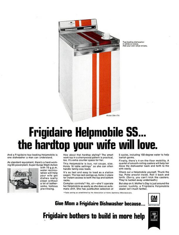 Frigidaire 1968