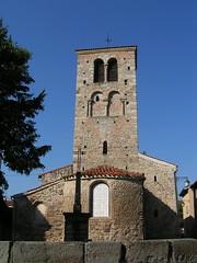 20080831 28664 1001 Jakobus Kirche Turm - Photo of Essertines-en-Châtelneuf