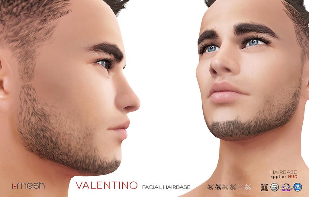 Valentino facialHB - TeleportHub.com Live!