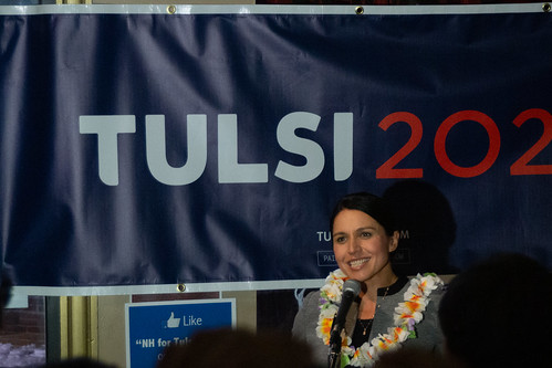 "Opinion: Response to ""Any blue will do — except Tulsi Gabbard"""