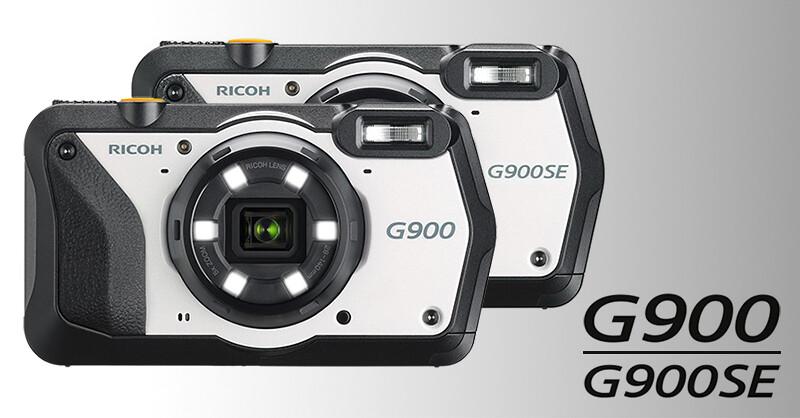 RICOH G900SE & RICOH G900 announced!