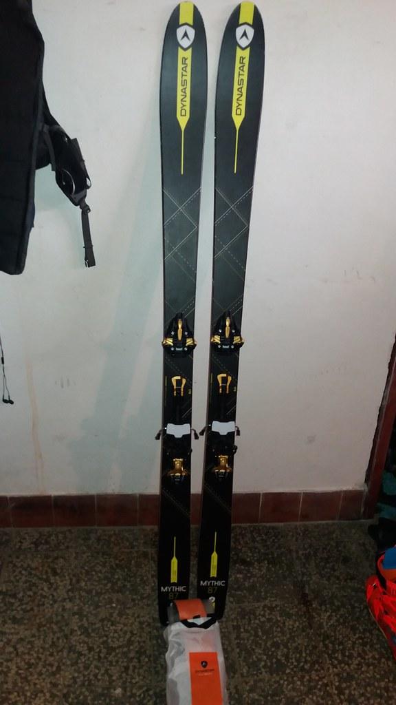 skitouringové - sjezdové lyže - Bazar lyží a lyžařského vybavení ... 817b527035c