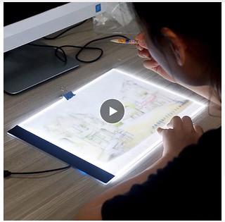 Ultrathin USB light table