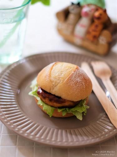 おからプチパンでハンバーガー20190208-DSCT1603 (2)