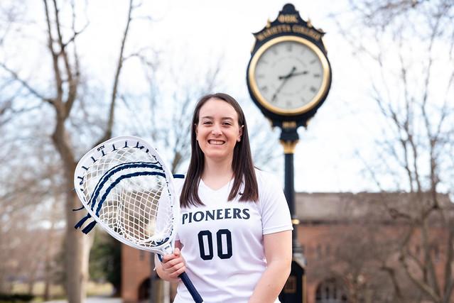Lacrosse — Lauren Redfern '22