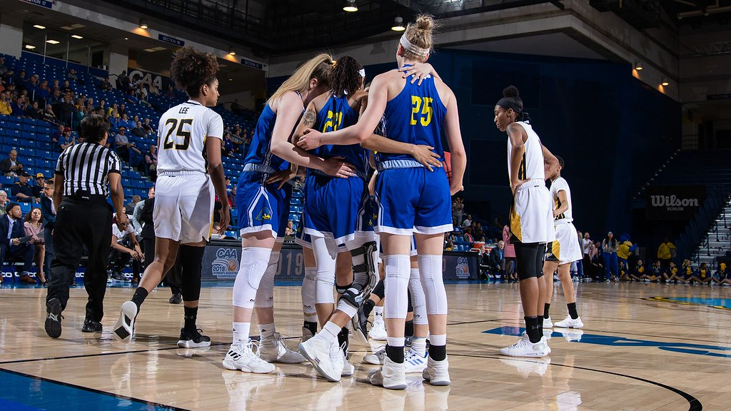 Women's basketball out of CAA tournament following loss to Towson