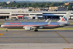 N361AA | Boeing 767-323ER/W | American Airlines