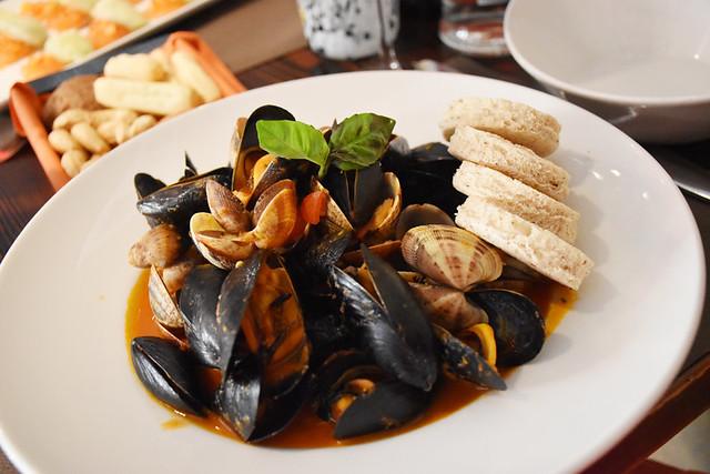 Good food, Venice, Italy