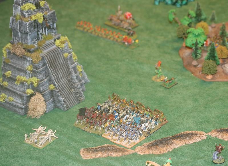 [4000 - Orcs+HL vs Khemri] La bataille des pyramides noires 46658153784_8801a6414f_c