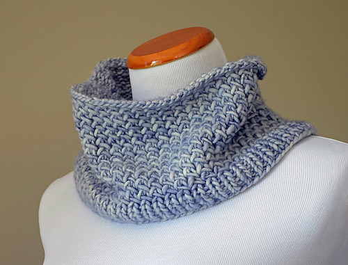 Crystalline Cowl by Jane Vanselous