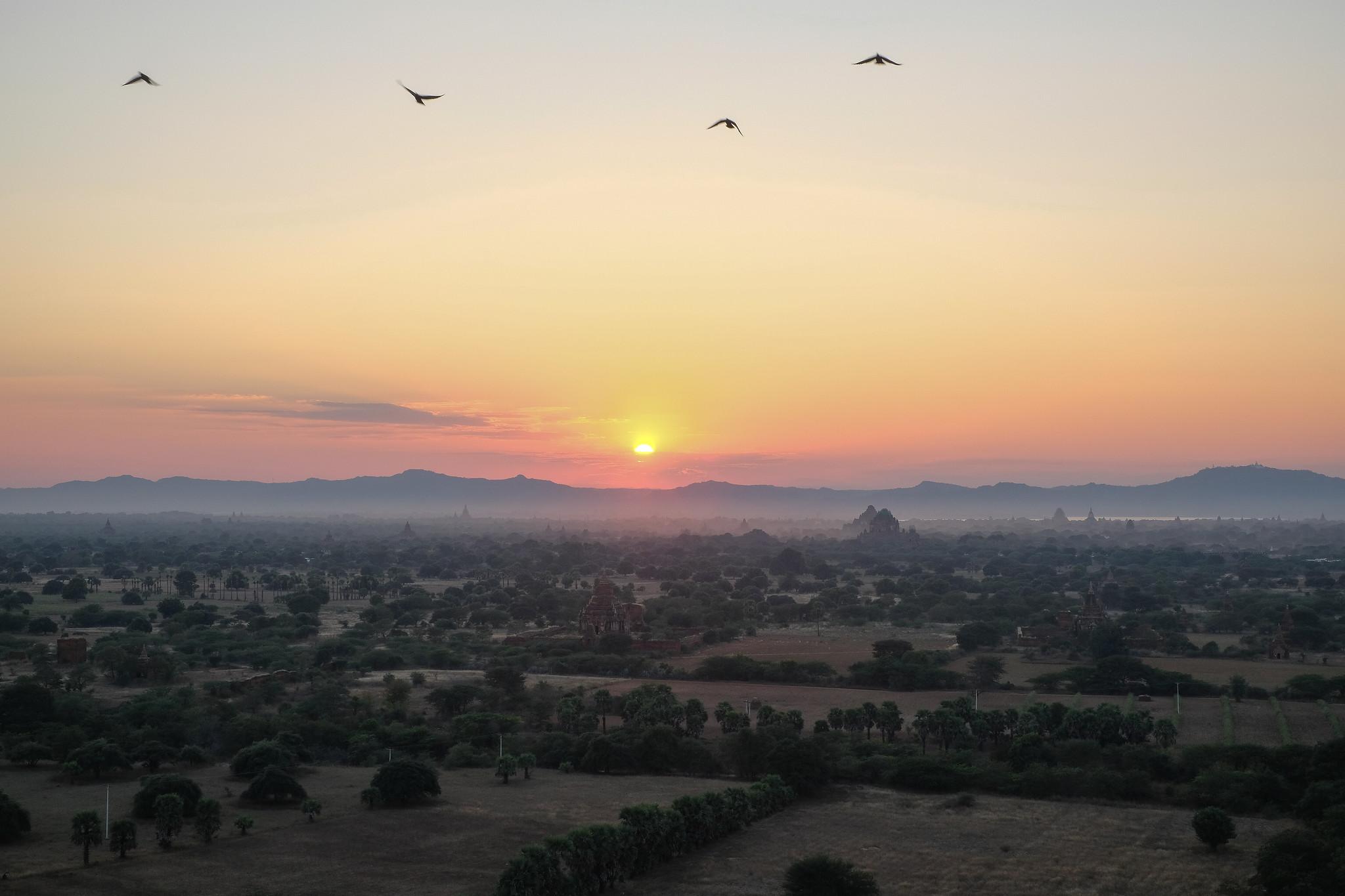 Bagan Ebene