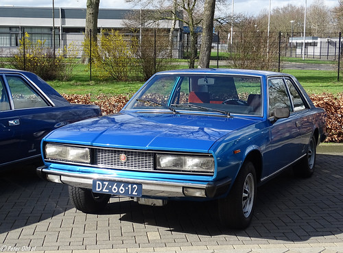1972 FIAT 130 3200 Coupé