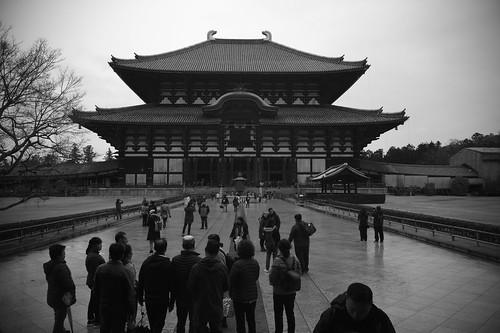 Todai-ji Temple Great Buddha Hall