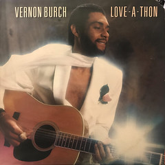 VERNON BURCH:LOVE - A -THON(JACKET A)