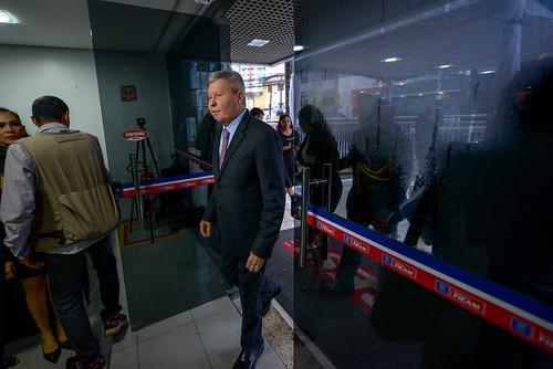 29.03.19 Prefeito Arthur participa de encontro com vice-presidente da república