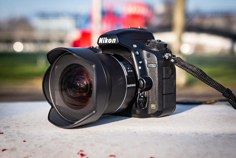 Test Samyang AF 14mm F pour Nikon
