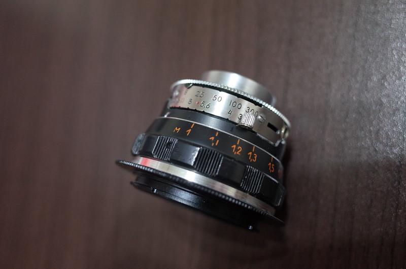 Kodak Ektar 44mm f3