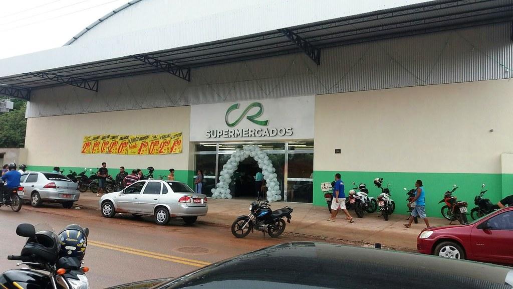 Recuperação judicial atinge 3 empresas do grupo CR; dívidas com credores é de R$ 70 milhões, supermercado CR