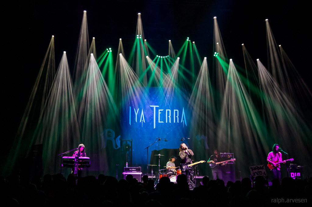 Iya Terra | Texas Review | Ralph Arvesen