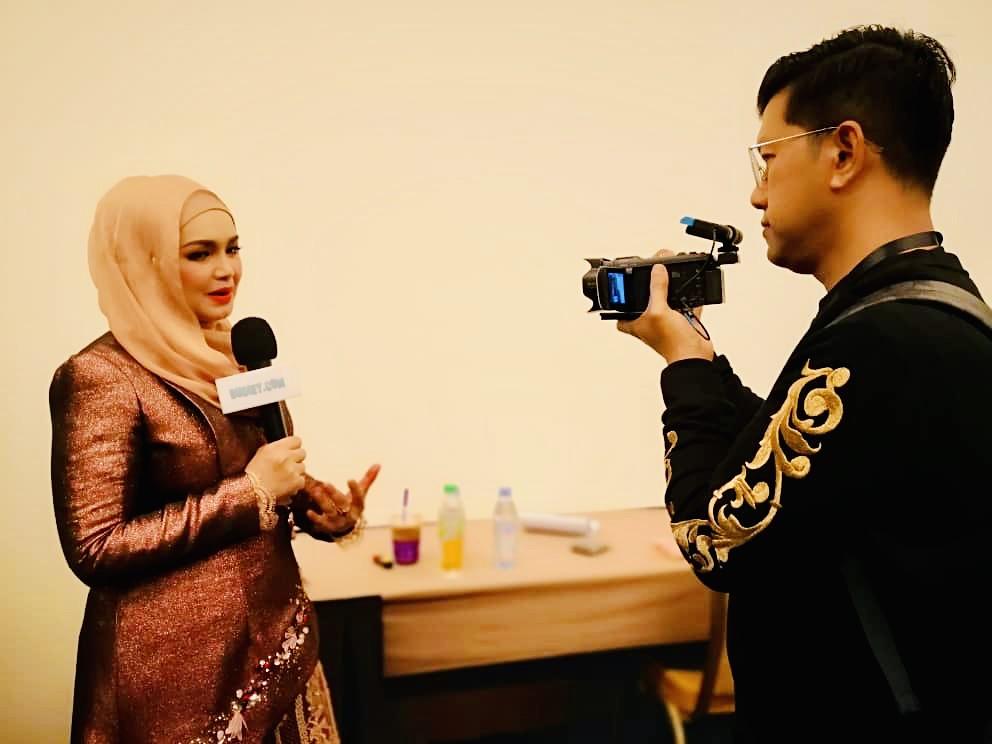 Konsert Siti Nurhaliza On Tour di Singapura